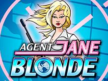 Онлайн-автомат Агент Джейн Блонд от компании Microgaming
