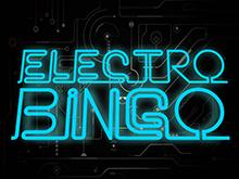 Автомат Электро-Бинго онлайн