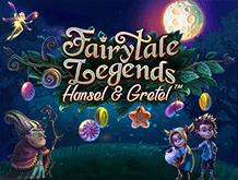 Онлайн игра Легенды сказок: Гензель и Гретель