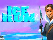 Игровой аппарат Ледяная Гонка на сайте онлайн казино Вулкан